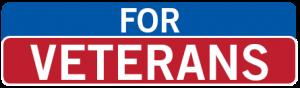 For Veterans Button 1