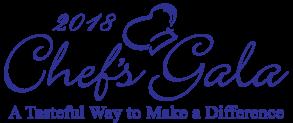 2018 Chef's Gala logo