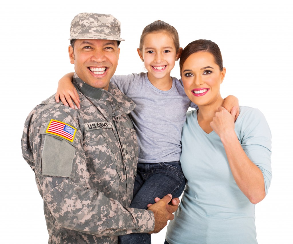 Military family succeeds after receiving assistance through Mission United
