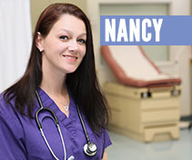 Nancy Success Story