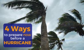 4 Hurricane Prepare