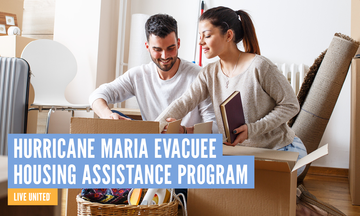 Hurricane Maria Housing Assistance Program blog header