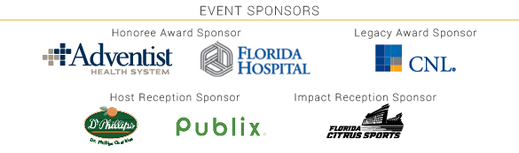 change maker impact awards heart of florida united way