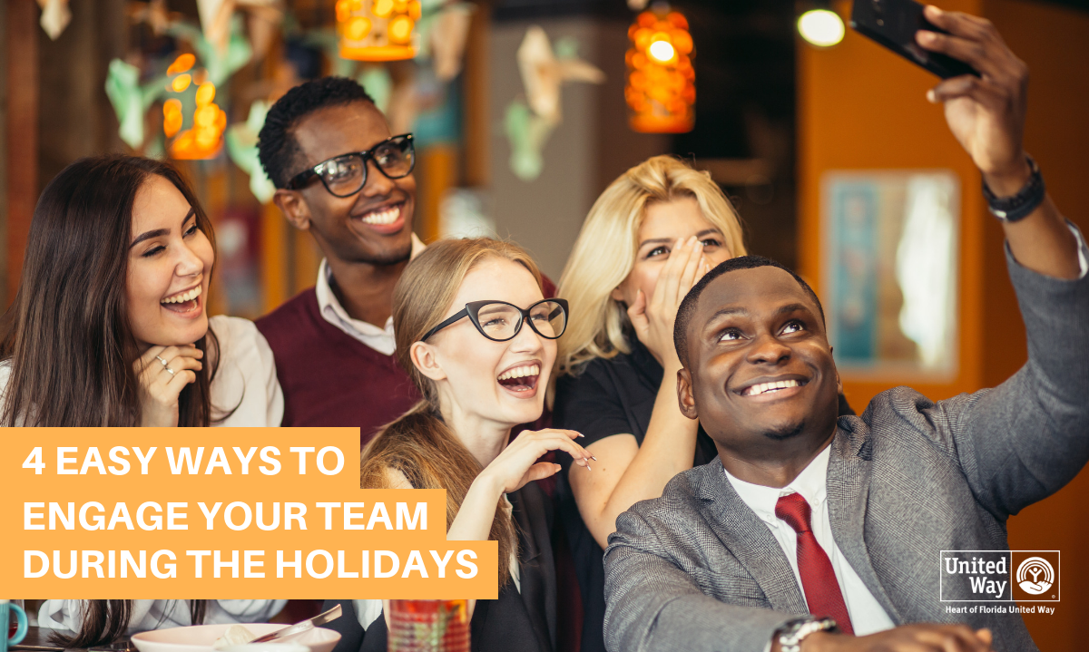 4 ways team engage holidays