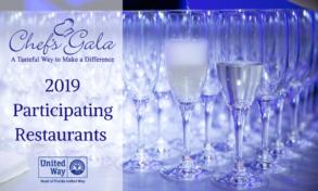 Chefs Gala 2019