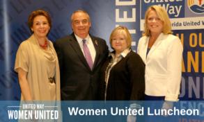 Women United Luncheon Recap