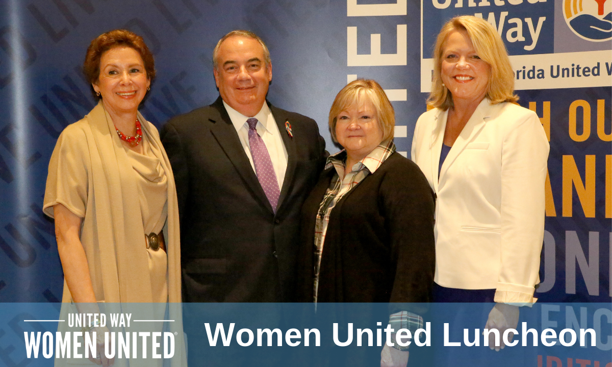 Women United Luncheon Recap